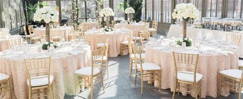 Chiavari Chairs, Chair Cover and Linen Rental Detroit