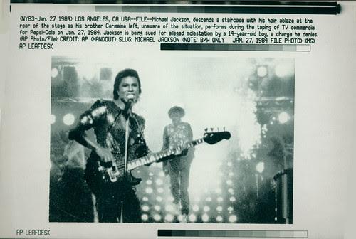 Jackson Michael - Jan 27 1984