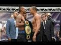 CHRIS EUBANK JR VS RENALDO QUINLAN BIG FIGHT TALK LIVE
