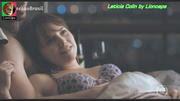 Leticia Colin sensual no filme Amor em Sampa