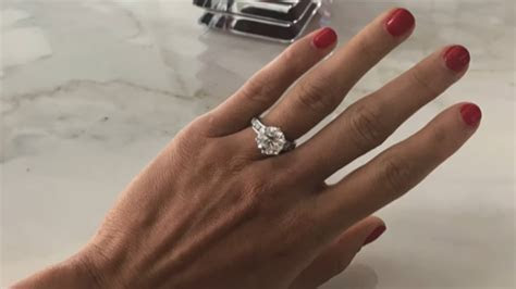 Let?s get a close up look at Nikki Bella?s engagement ring