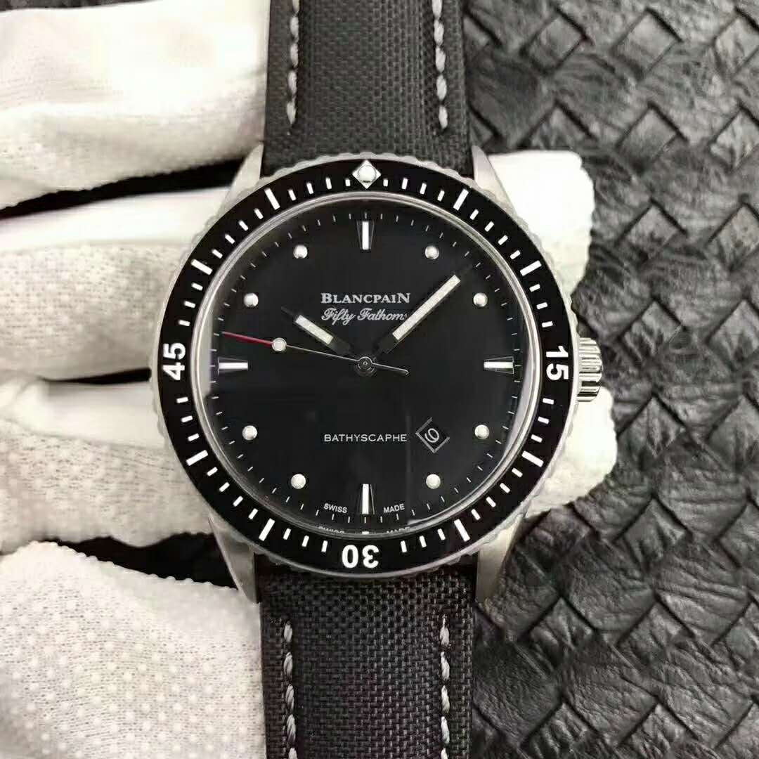 Blancpain Bathyscaphe Replica Watch
