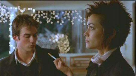 Ian Somerhalder And Shannyn Sossamon Hynde In Lions Gates The Rules