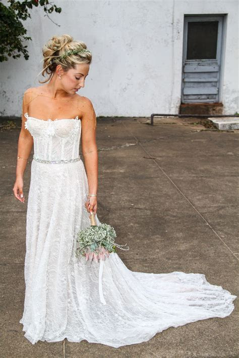 Kobus Dippenaar Preloved Wedding Dress on Sale   Stillwhite