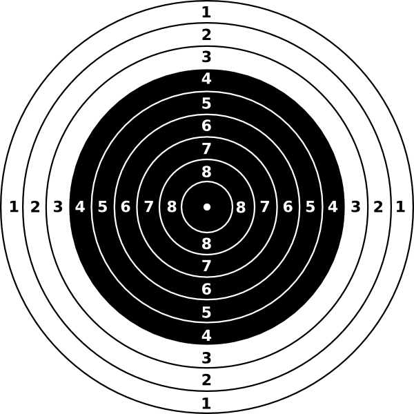 1000+ images about Targets on Pinterest | Air rifle, Rifles and ...