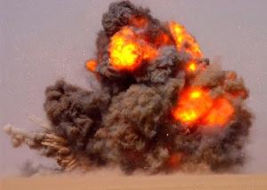 Ilsken explosion