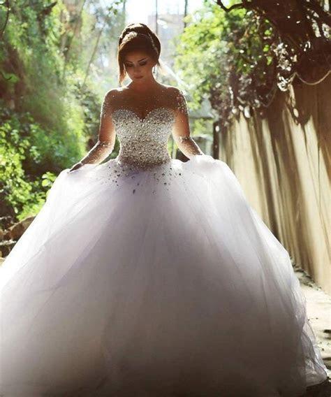 Top 25 ideas about Cinderella Wedding Dresses on Pinterest