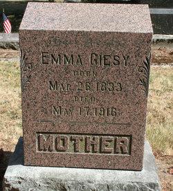 Emma <i>Wagner</i> Giesy