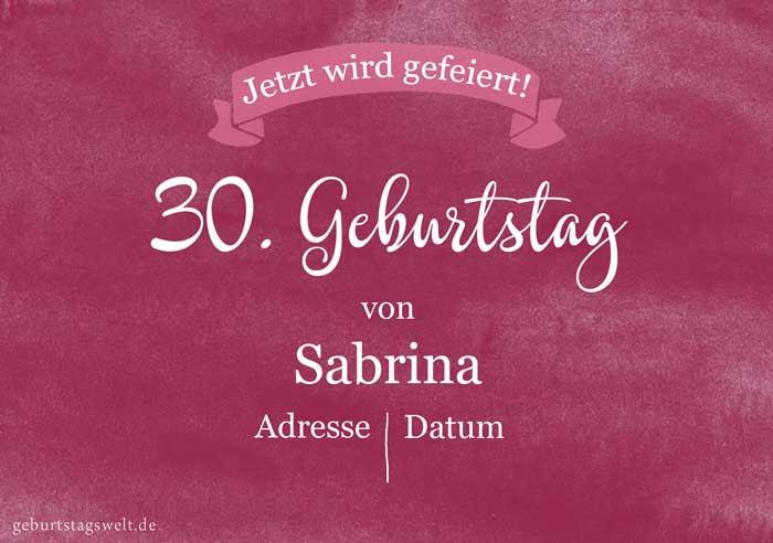 Whatsapp Geburtstag Vorlagen Einladung 40 Geburtstag
