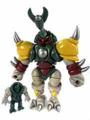 TheGodBeast Kabuto Mushi Hunter Mushi Action Figure