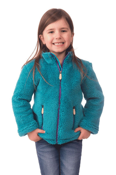 Juno Girls Sherpa Fleece