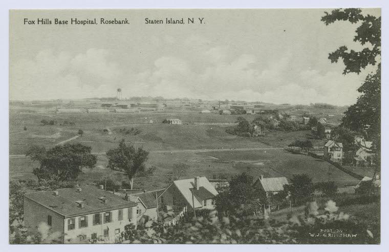 Fox Hills Base Hospital