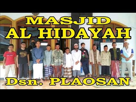 Bersih-Bersih Masjid Al-Hidayah PLAOSAN PAKIS MAGELANG