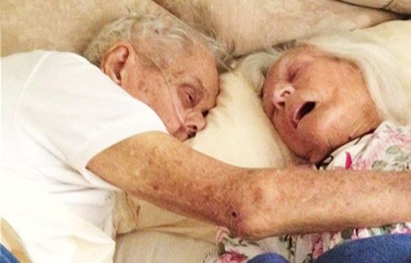 perierga.gr - Ζευγάρι ηλικιωμένων πεθαίνει μαζί!