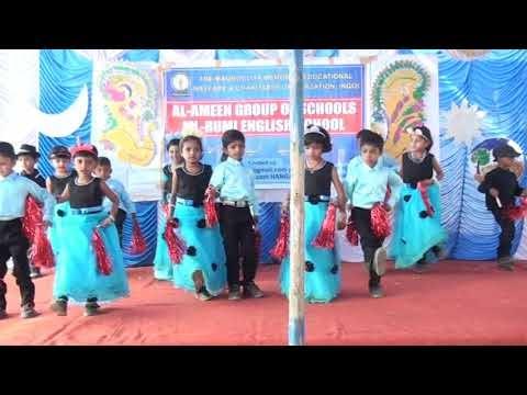 Brazillian Song Dance by AL-AMEEN HANGAL