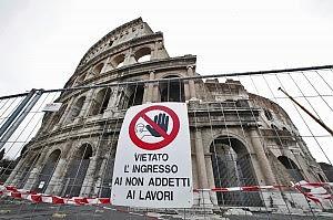 """Nuova metro C, Italia Nostra da shock """"Con gli scavi, Colosseo a rischio crollo"""""""