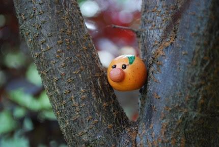 Mini Orange Sprite