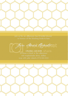 Honeycomb Invite (and more...)