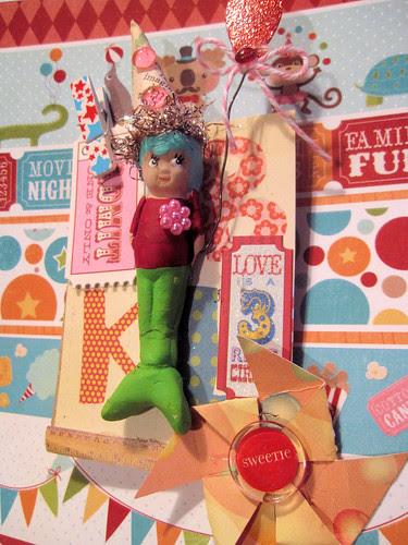 Farley's Mermaid Circus! ATC! 18