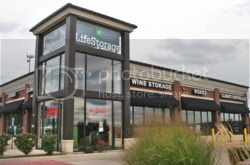 LifeStorage, Chicago Self Storage Continuing Charity Efforts with Food Drive Pictures, Images and Photos