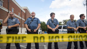 Related story: Fundraising Web pages for Ferguson cop still closed; it's unclear why