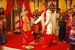 Tradycyjny Hinduski ślub