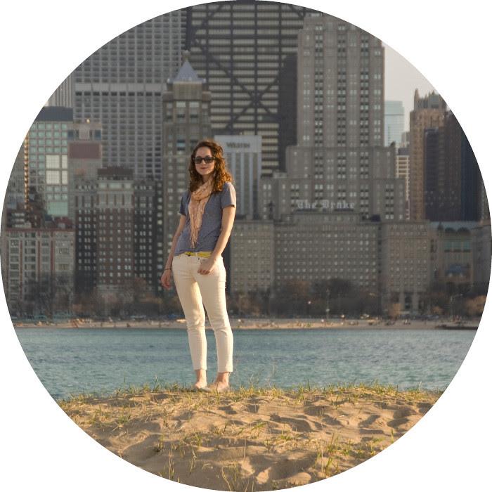 dash dot dotty, style blog, ootd, white jeans, beach photos, outfit ideas, peach and yellow, polka dot scarf, sand, skyline, outfit photos