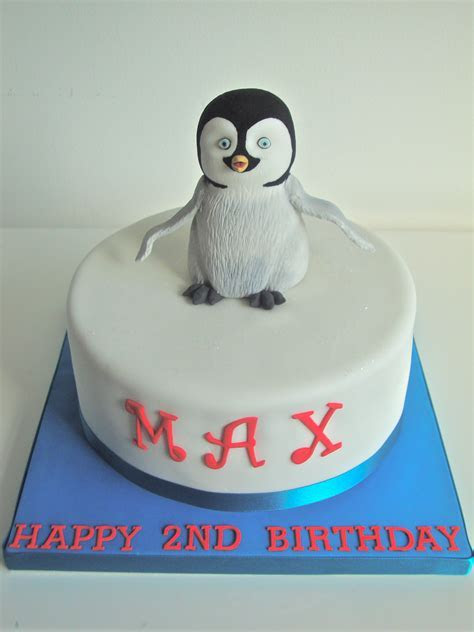 Happy Feet Cake   Celebration Cakes   Cakeology