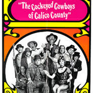 cockeyed cowboys of calico county cast