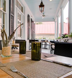 Design Husk Restaurant A Celebration Of Southern Ingredients