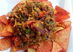 Turkey nachos | FOODWISE