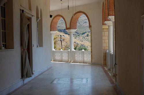 greece - aegina - monastary