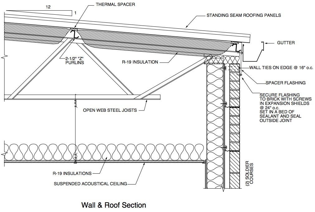 Wallroofsections Engineered Software