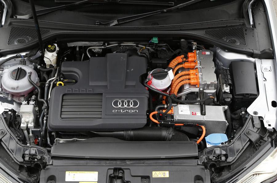 Hasil gambar untuk Audi A3 E-Tron 2017 engine