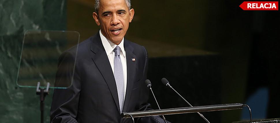 Obama o Ukrainie: nie możemy patrzeć bezczynnie, gdy suwerenność kraju jest gwałcona bezkarnie przez inny kraj