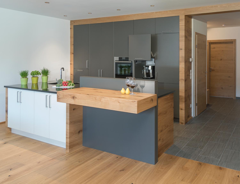 moderne küchen vom möbeltischler  interiordesign manfred