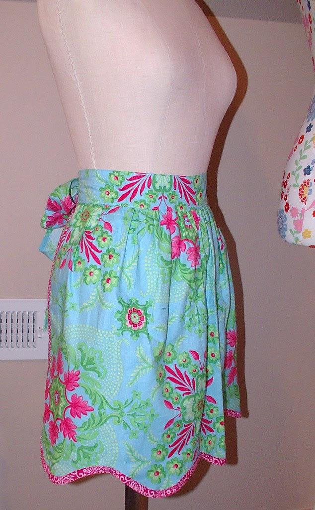 Aqua apron
