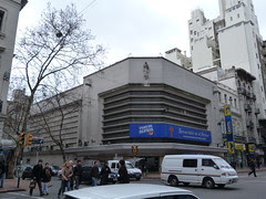 former Cine Trocadero, Montevideo