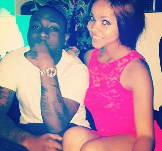 """#BBNAIJA: """"She Paused Her Age For A While"""" – Nigerians React To Nengi's Photo With Davido"""
