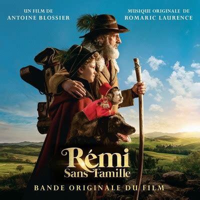 remi nobodys boy soundtrack  romaric laurence