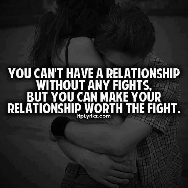Worth Fighting For Quote Quote Number 760384 Picture Quotes