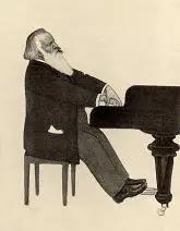 Brahms al piano