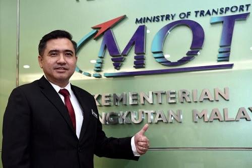 Menteri Pengangkutan jamin kakitangan SPAD tidak diberhentikan