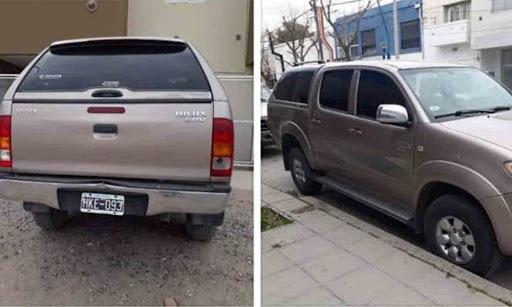 Los ataron a él y a su hijo, les robaron plata y una camioneta