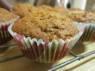 Chai-Spiced Muffins