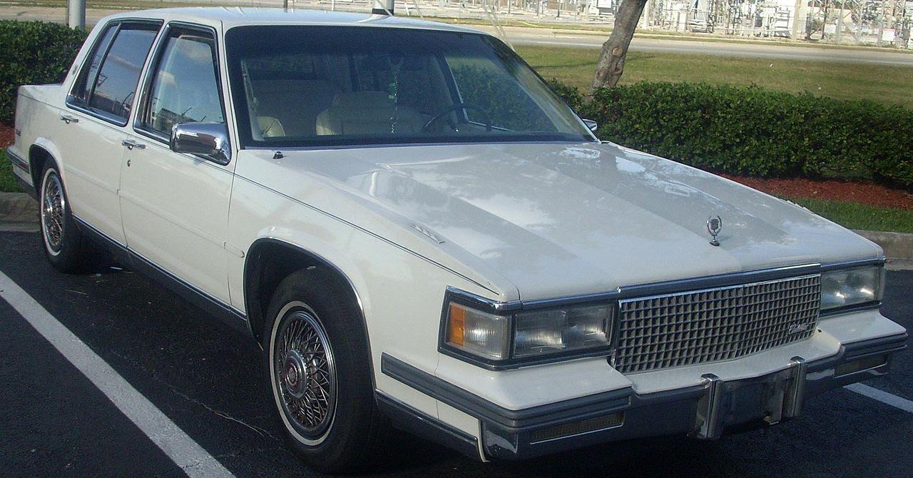 COAL: 1991 Cadillac Sedan de Ville - Biiiiiiig Pimpin'