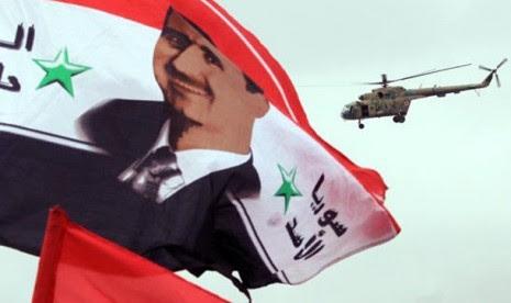 'Sahabat Suriah' Serukan Embargo Minyak Penuh