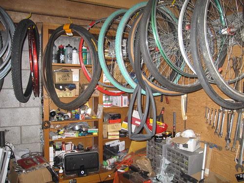Bike dungeon