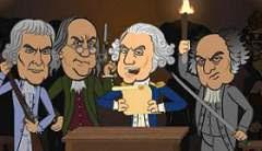 Founding Fathers Terrorists