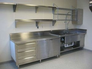 Stainless Works Inc Specializing In Custom Stainless Steel Commercial Kitchens Custom Residential Kitchens 443 432 3586